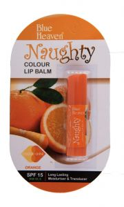 Naughty Color Lip Balm (Orange)
