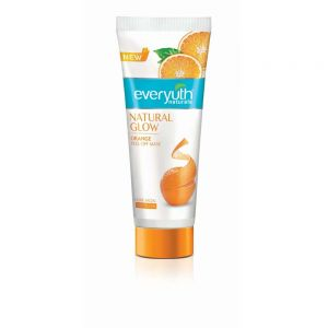 Everyuth Naturals Orange Peel-Off Mask With Nano Multi Vita (Pack of 2)