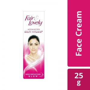 Fair & Lovely Advanced Multi Vitamin Face Cream (pack of 6 )