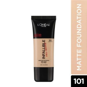 L'Oreal Paris Infallible Pro-Matte Foundation