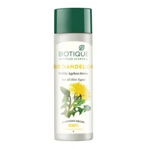 Biotique Bio Dandelion Ageless Visiblly Serum