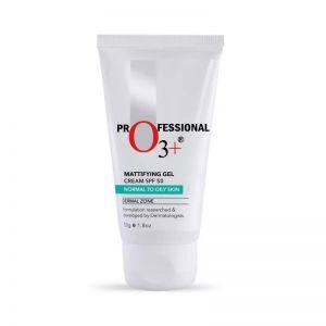 O3+ Mattifying Gel Cream Spf 50 -Dermal Zone