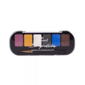 Blue Heaven Signature 6 In 1 Vibrant Eyeshadow Palette