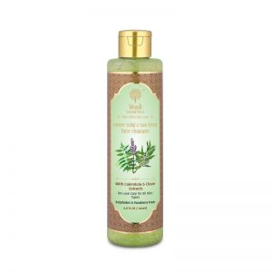Khadi Essentials Neem, Tulsi & Tea Tree Face Wash with Green Tea for Acne, Blemishes & Pigmentation