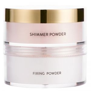 MyGlamm 2 in 1: Shimmer Powder & Fixing Powder (Finesse )