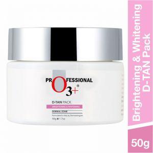 O3+ Brightening & Whitening Dermal Zone D-TAN Pack