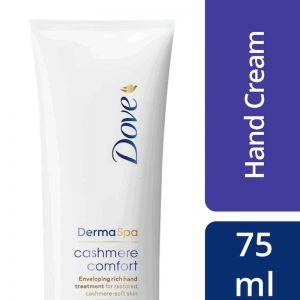 Dove DermaSpa Cashmere Comfort Hand Cream