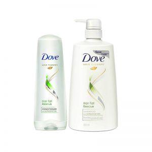 Dove Hair Fall Rescue Shampoo + Conditioner