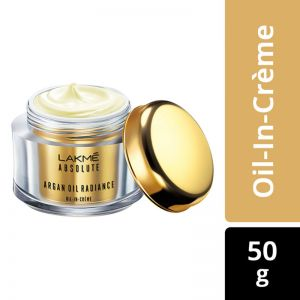 Lakme Absolute Argan Oil Radiance Oil-in-Creme SPF 30 PA ++