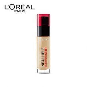 L'Oreal Paris Infallible 24hrs Foundation