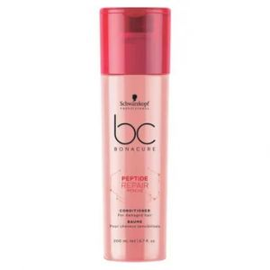 Schwarzkopf Professional Bonacure Peptide Repair Rescue Conditioner