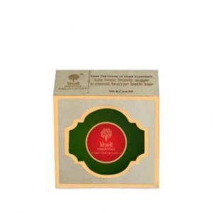 Khadi Essentials Tea Tree, Burnt Sugar & Cocoa Butter Bath Bar