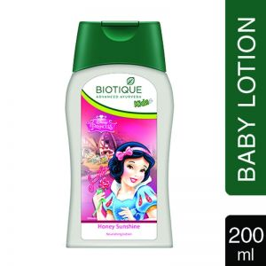 Biotique Disney Princess Snow White Honey Sunshine Nourishing Lotion