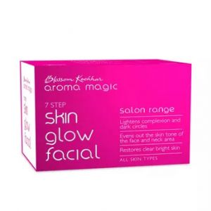 Aroma Magic 7 Step Skin Glow Facial Kit Salon Range