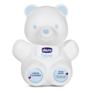 Chicco Bear Natural Sensation Liquid Cleanser
