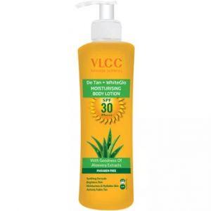 VLCC DeTan + WhiteGlo Moisturising Body Lotion SPF 30 PA+++