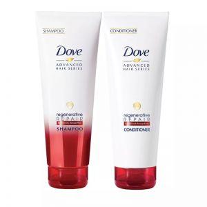 Dove Regenerative Repair Shampoo + Conditioner