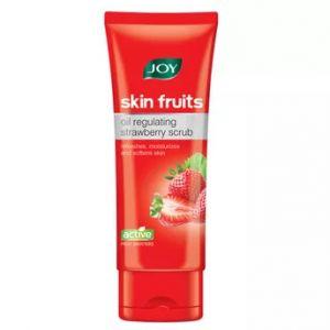 Joy Skin Fruits Oil Regulating Strawberry Scrub