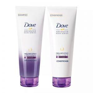 Dove Rejuvenated Volume Shampoo + Conditioner