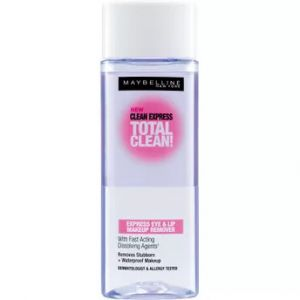 Maybelline New York Clean Express Total Clean Makeup Remover