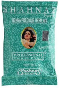 Shahnaz Husain Professional Power Henna Precious Herb Mix
