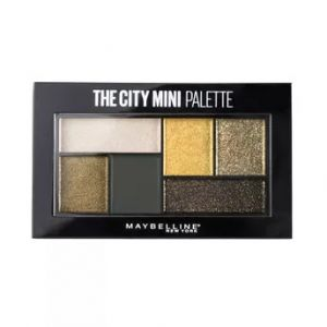 Maybelline New York City Mini Palette Eye shadow